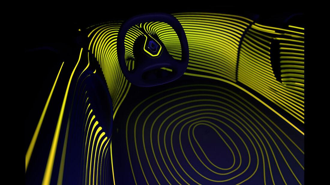 Renault Z28 Ross Lovegrove, Innenraum, Beleuchtung