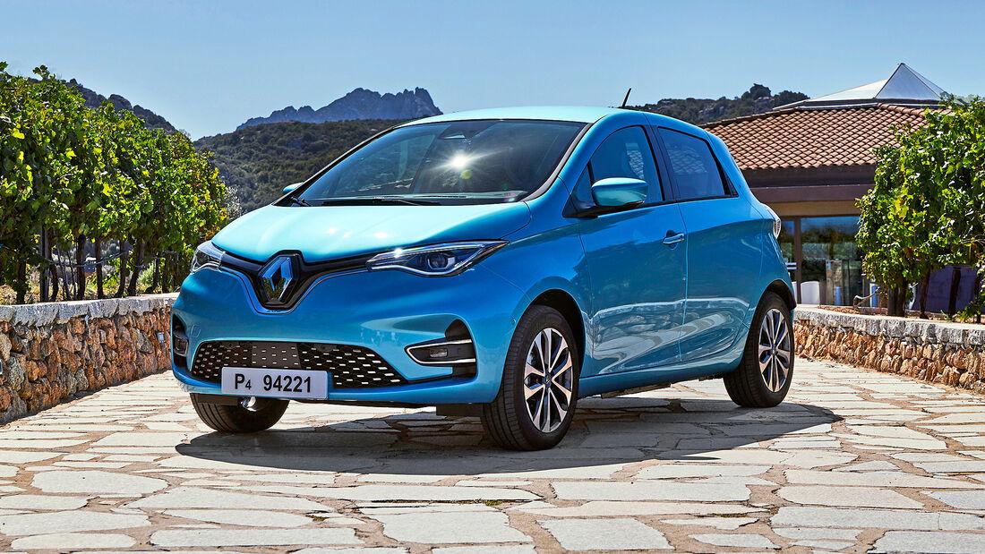 Renault Zoe, Autonis 2020