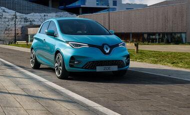Renault Zoe Embargo 17.6. 13 Uhr