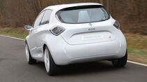 Renault Zoe Heck
