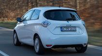 Renault Zoe Intens, Heckansicht