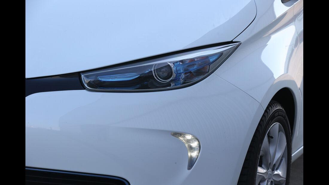 Renault Zoe Intense, Frontscheinwerfer