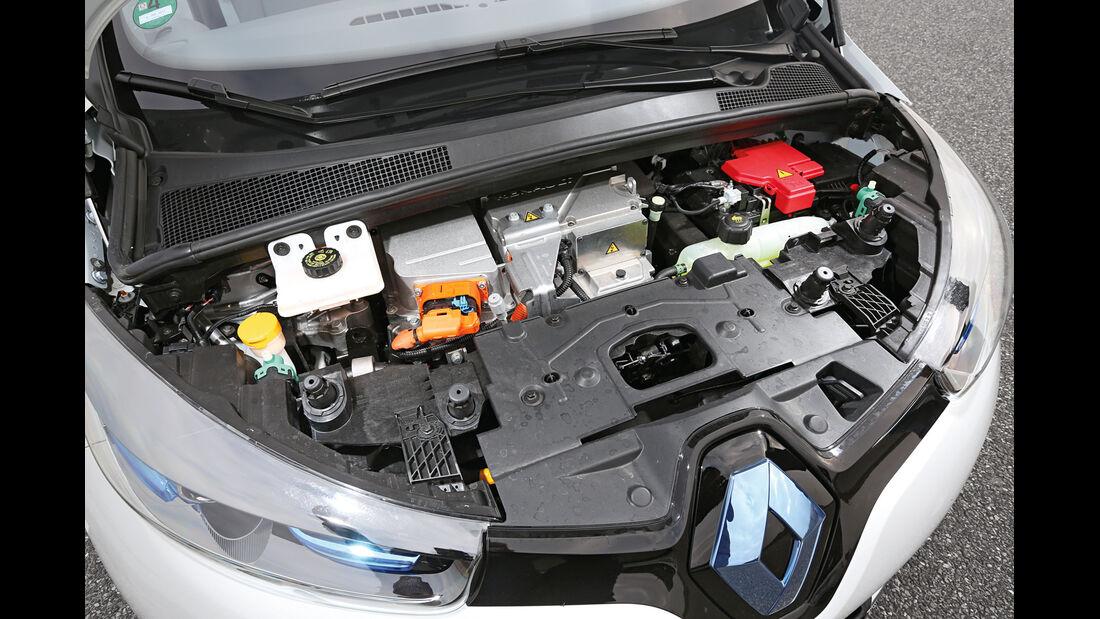 Renault Zoe, Motor