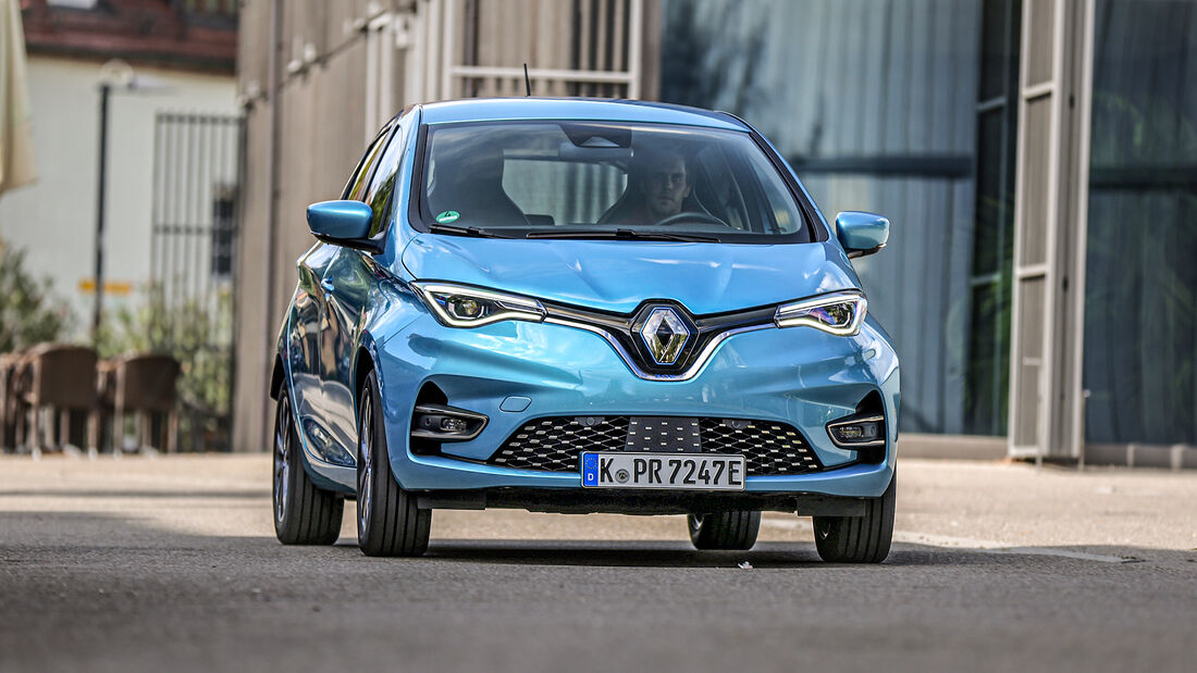Renault Zoe R135 50 Intens, Exterieur