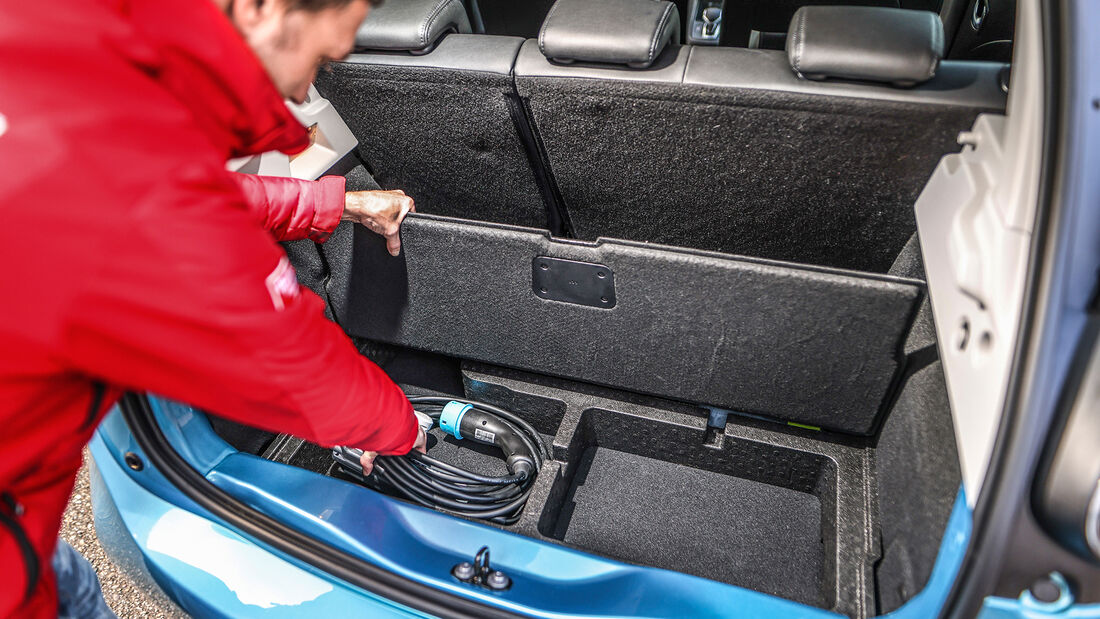Renault Zoe R135 50 Intens, Interieur