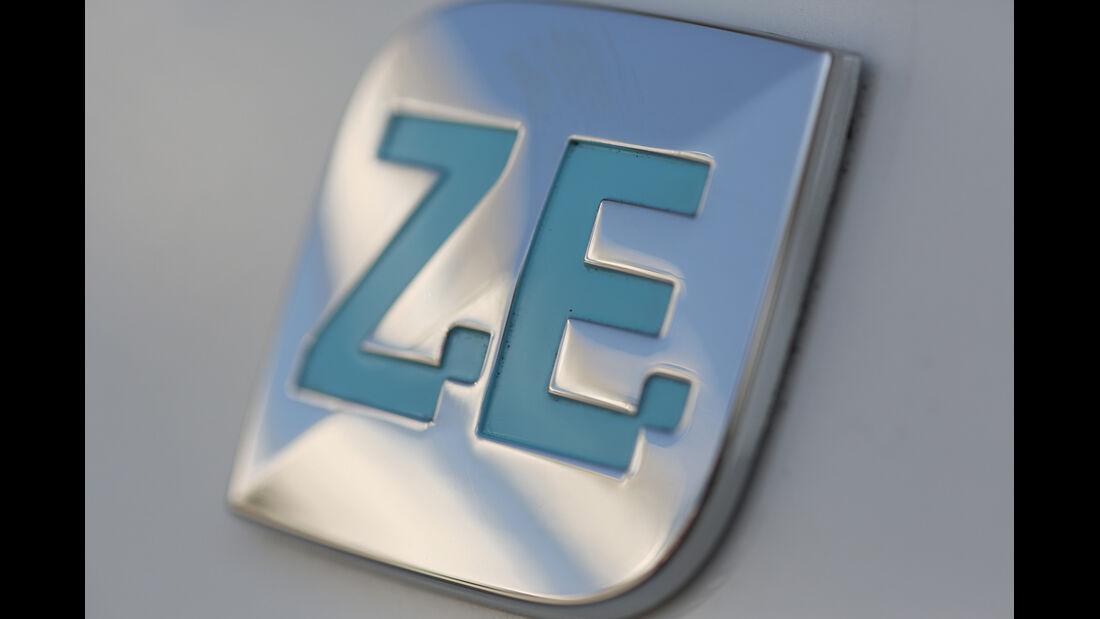 Renault Zoe, Strom, Typenbezeichnung