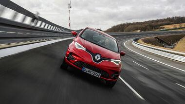 Renault Zoe, exterieur