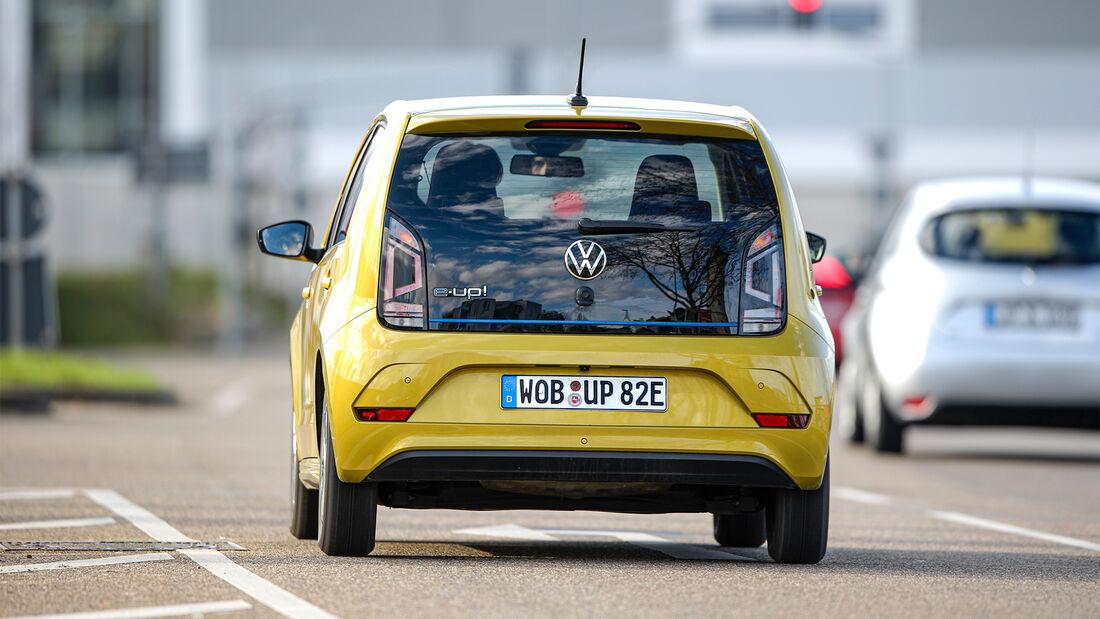 Renault Zoe und VW E-Up ams 0720