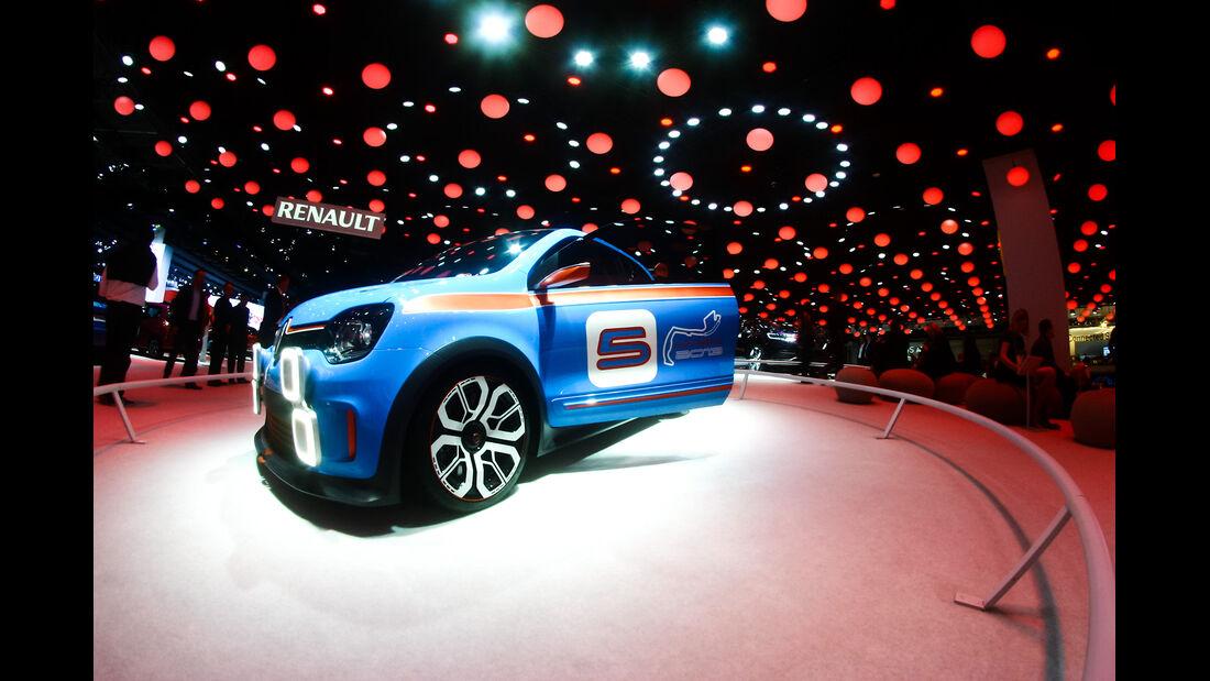 Renault auf der IAA 2013