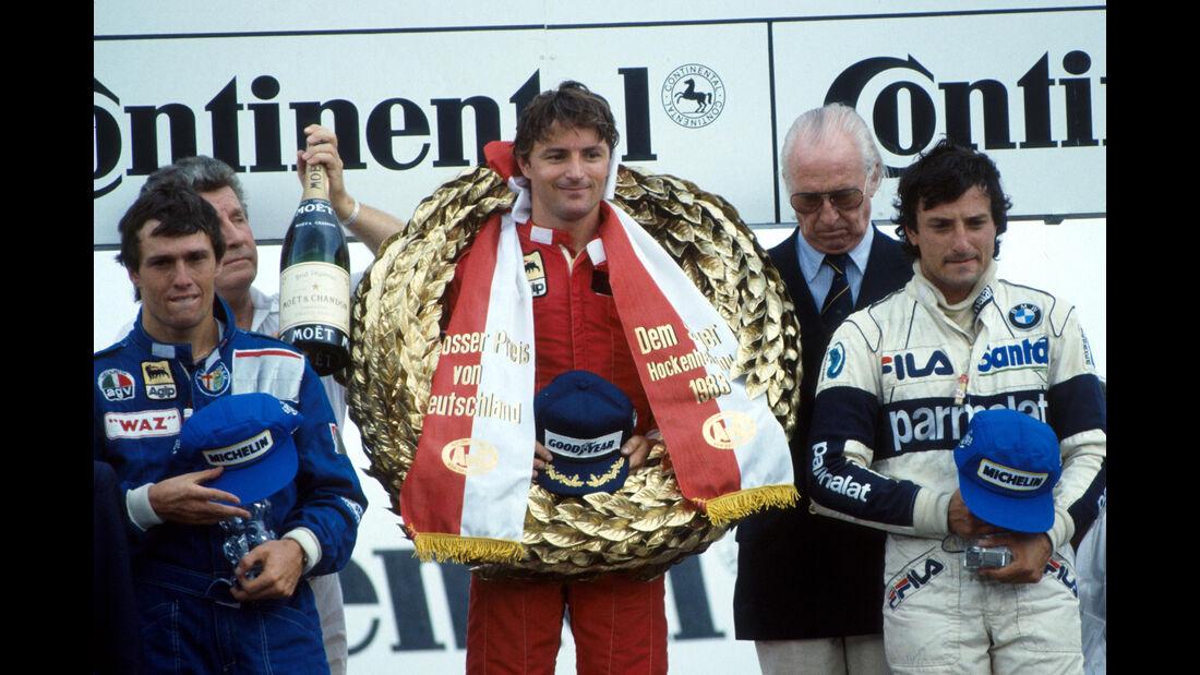 Rene Arnoux - GP Deutschland 1983