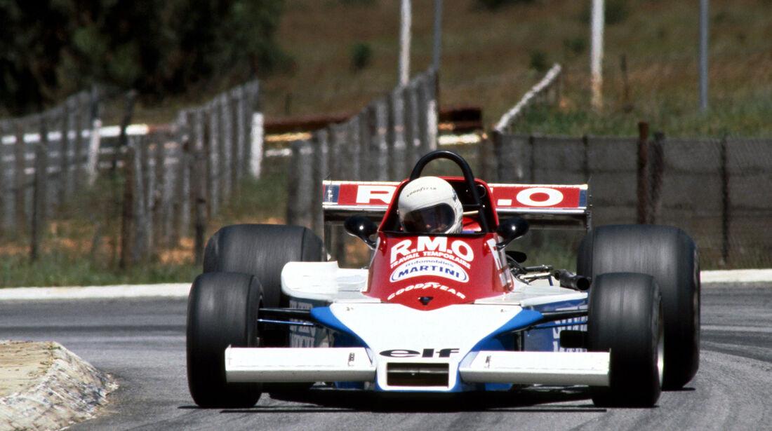 Rene Arnoux - Martini MK23 - GP Südafrika 1978 - Kyalami