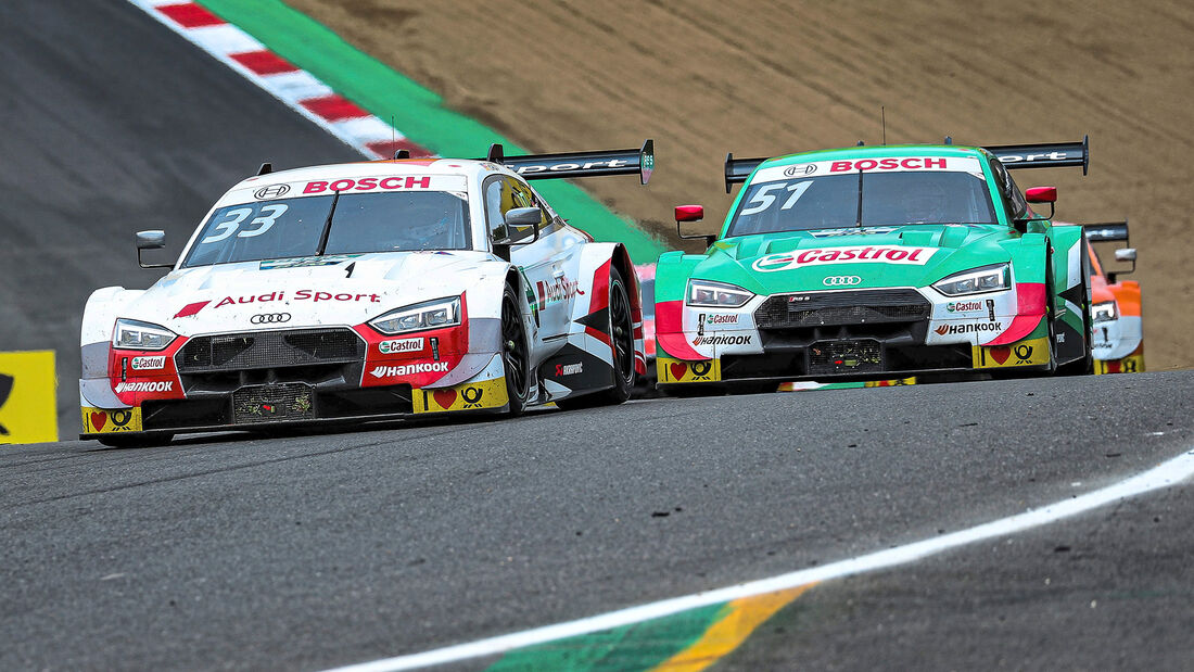 Rene Rast - Audi - DTM - Brands Hatch 2019