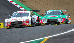 Rene Rast - Audi - DTM - Brands Hatch 2019
