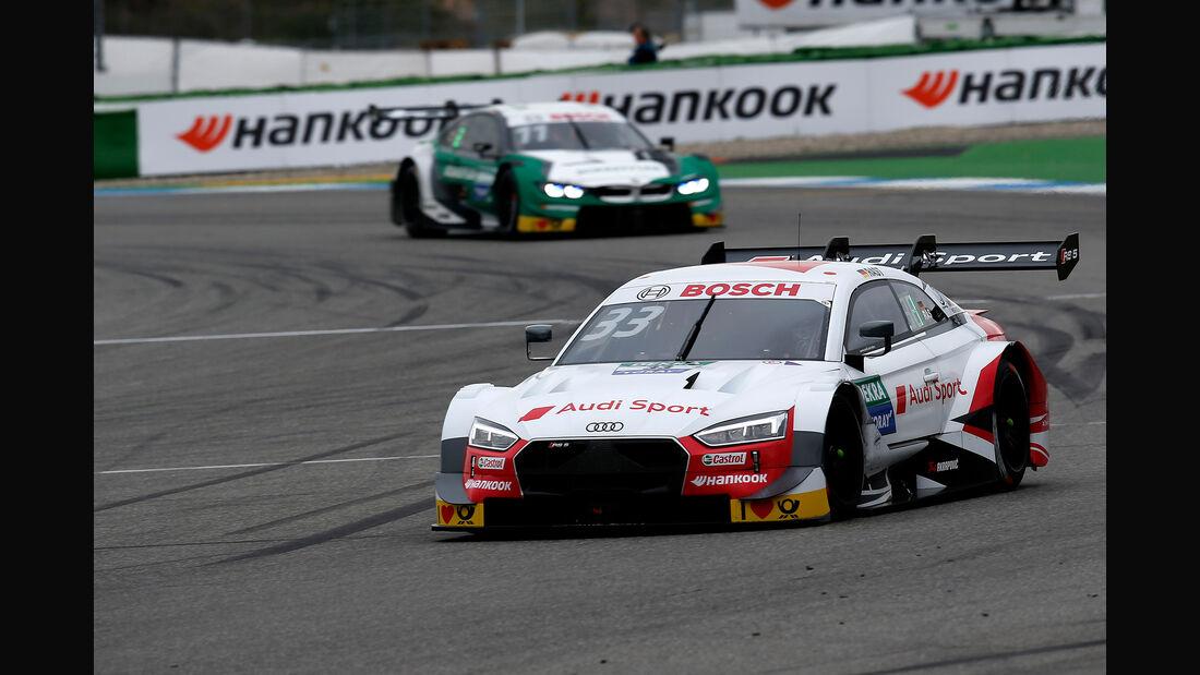 Rene Rast - Audi - DTM - Hockenheim 2019