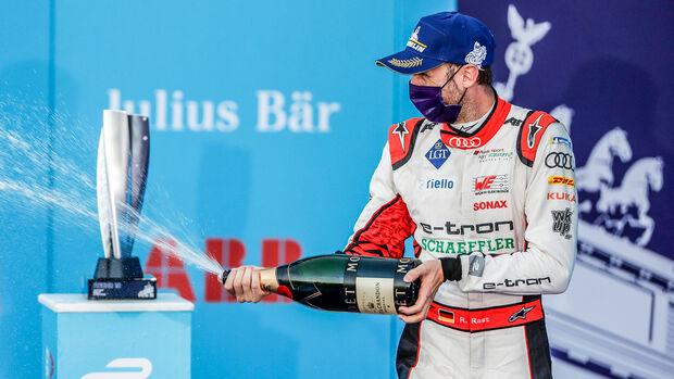 Rene Rast - Audi - Formel E - Berlin - ePrix