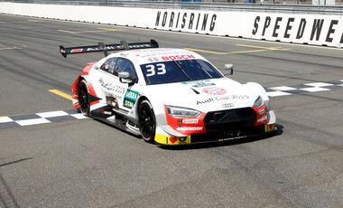 Rene Rast - DTM - Norisring 2019