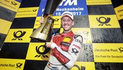 Rene Rast - Hockenheim - DTM - 2017