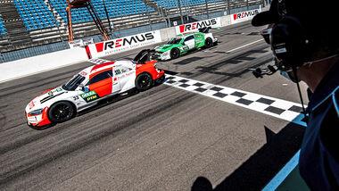 Rene Rast - Nico Müller - Audi RS 5 - DTM - Lausitzring 2020