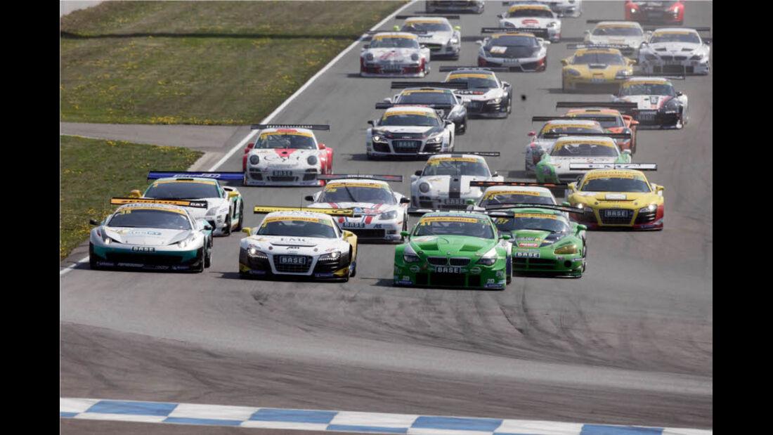 Rennen des ADAC GT-Masters