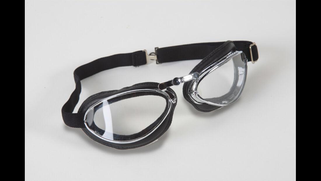 Rennfahrer-Brille