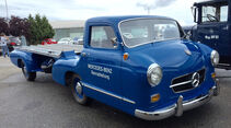 Renntransporter - Mercedes Track Day - Hockenheim - 28. Juni 2016