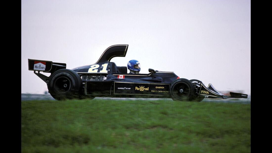 Renzo Zorzi - Williams FW04 - GP Brasilien 1976