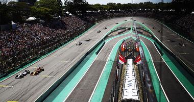 Restart - GP Brasilien 2017