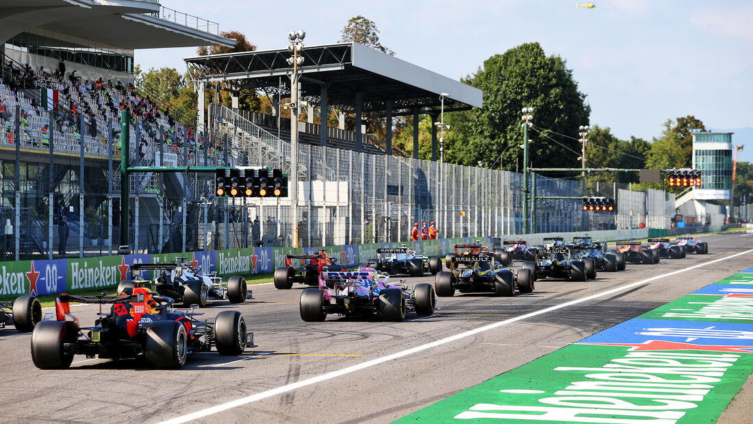Restart - GP Italien 2020