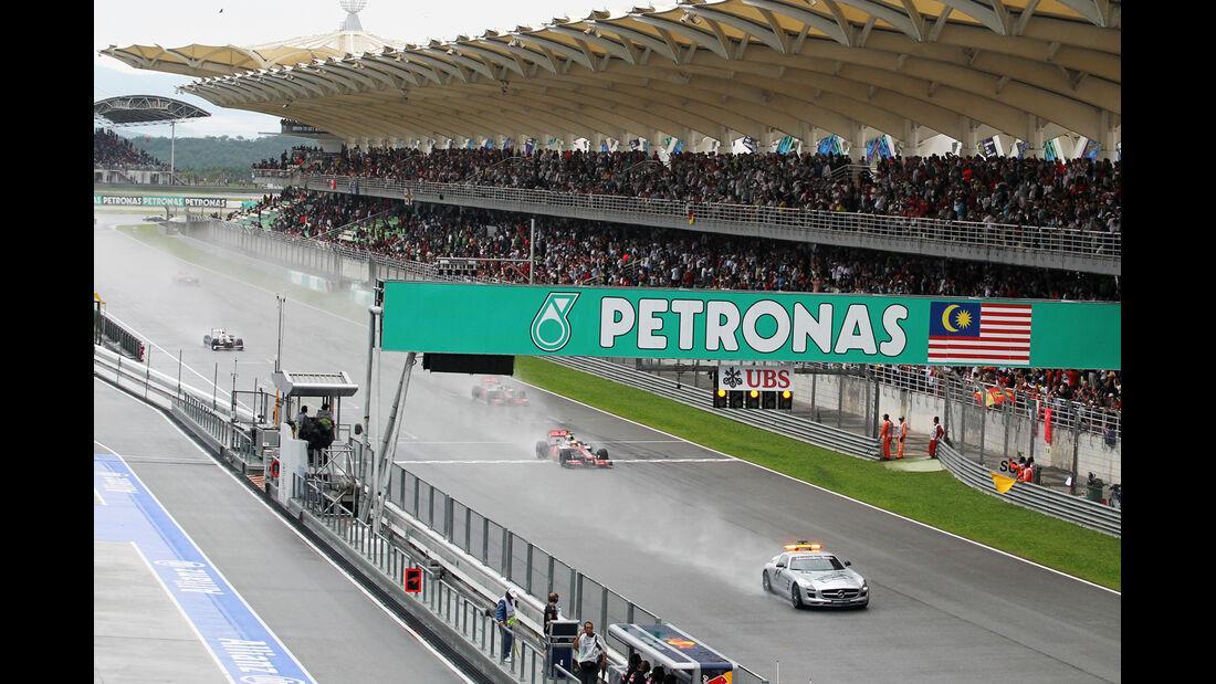 Restart GP Malaysia 2012