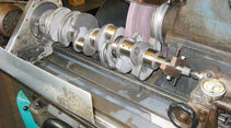 Restaurierung, BMW 3200 CS, Motor