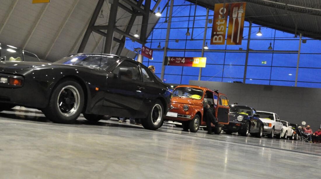 Retro Classics 2011 Messe-Impressionen