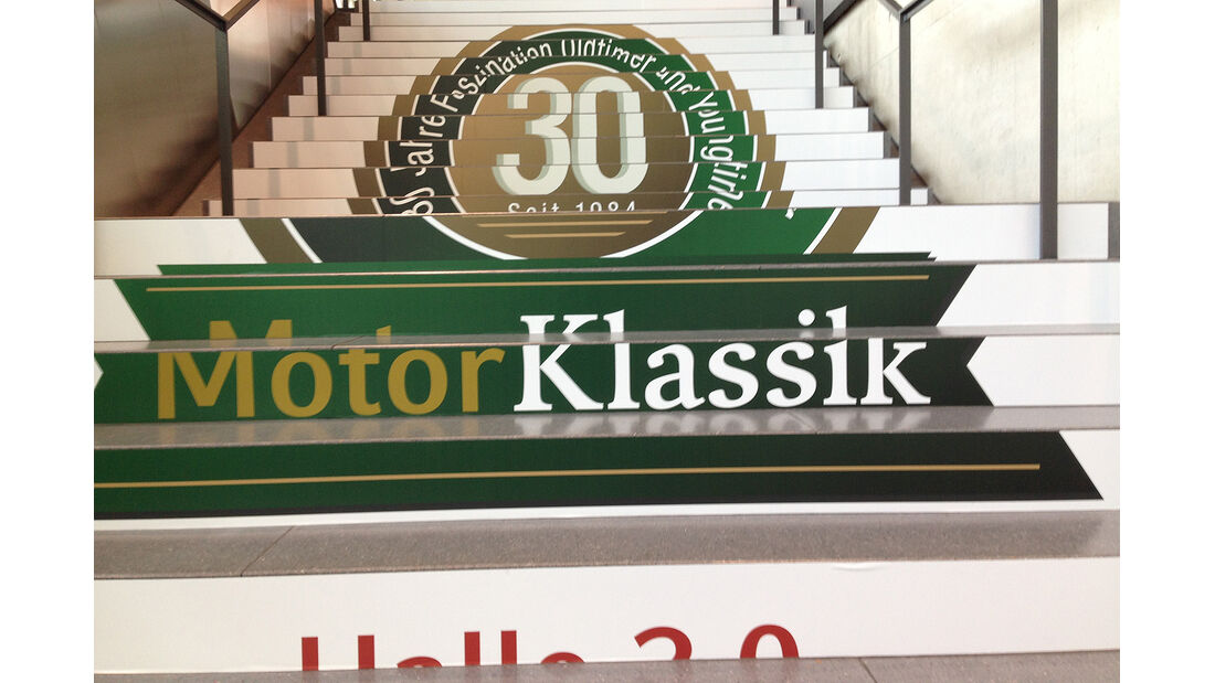 Retro Classics 2014, Privatmarkt