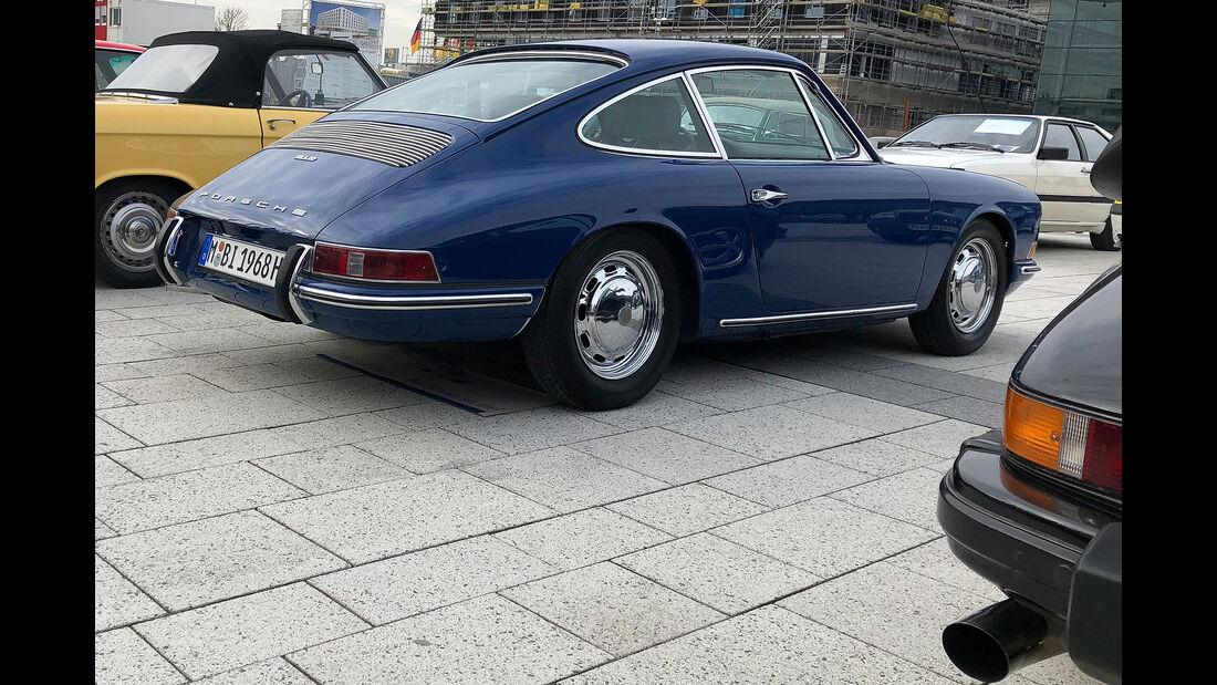 Retro Classics 2018 Markt Porsche