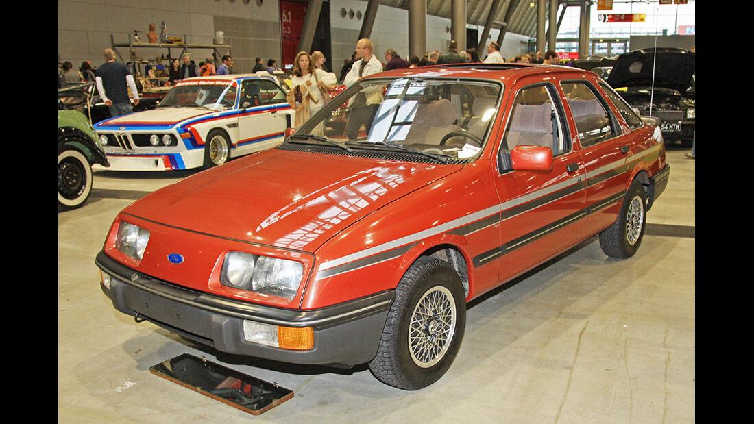 Retro Classics - Ford Sierra
