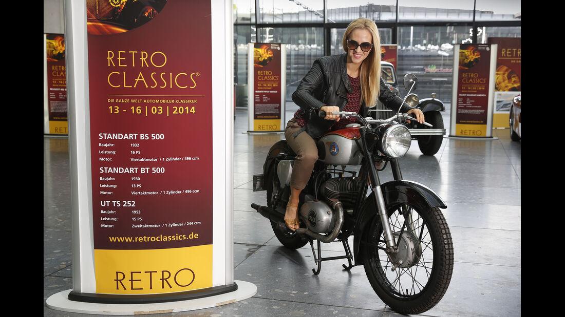 """Retro Classics - Pressegespr""""ch 2014"""