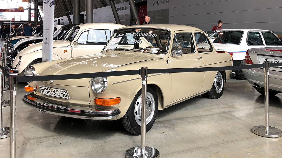 Retro Classics Stuttgart 2018 Markt VW