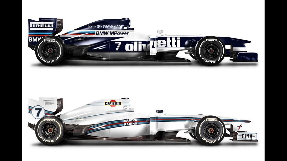 Retro F1 - Brabham BT55 / Brabham BT44