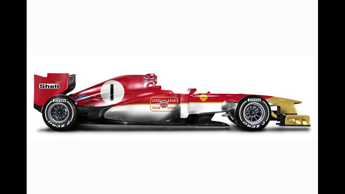 Retro F1 - Lotus 49