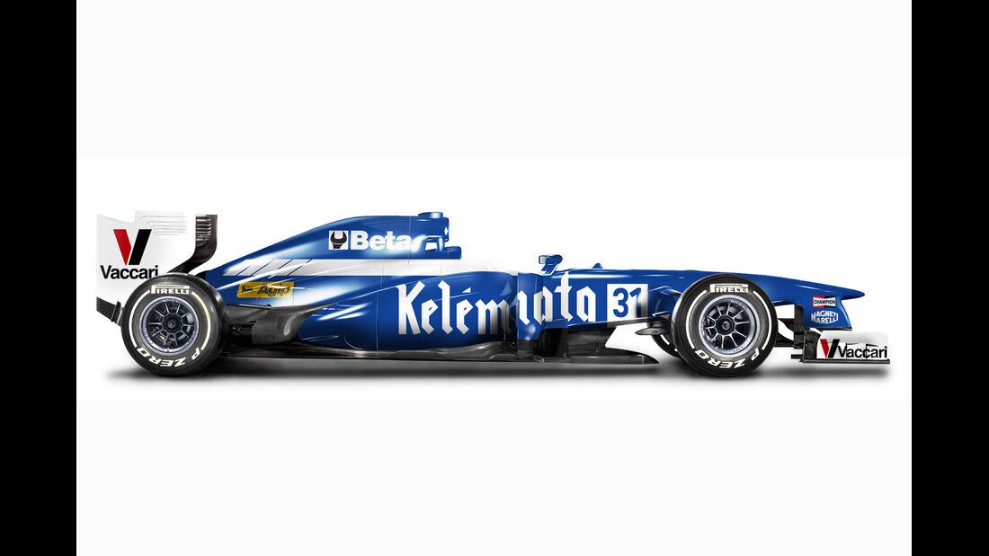 Retro F1 - Osella FA1D