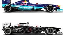 Retro F1 - Sauber C19 / Sauber C13