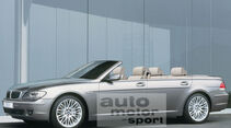 Retusche BMW 7er Cabrio