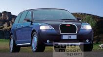 Retusche Bugatti Offroad