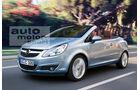 Retusche Opel Corsa Cabrio