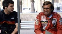 Reutemann Piquet 1981 GP Brasilien