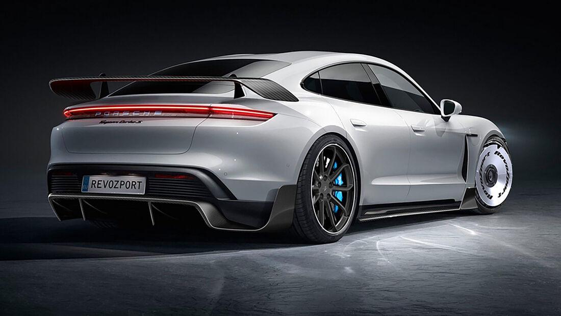 RevoZport Porsche Taycan