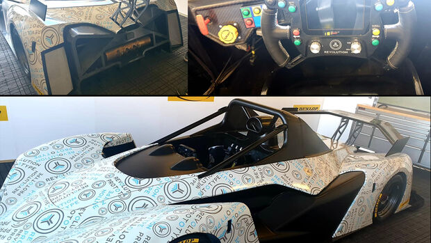 Revolution Race Car 2018