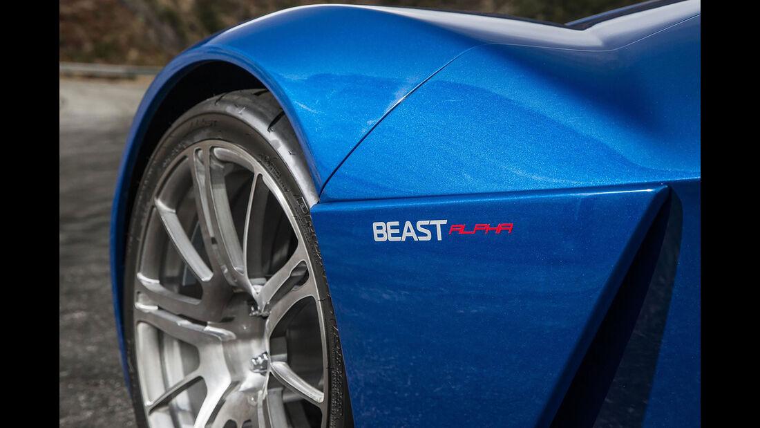 Rezvani Beast Alpha