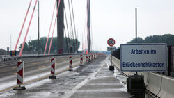 Rheinbrücke Leverkusen (dpa)
