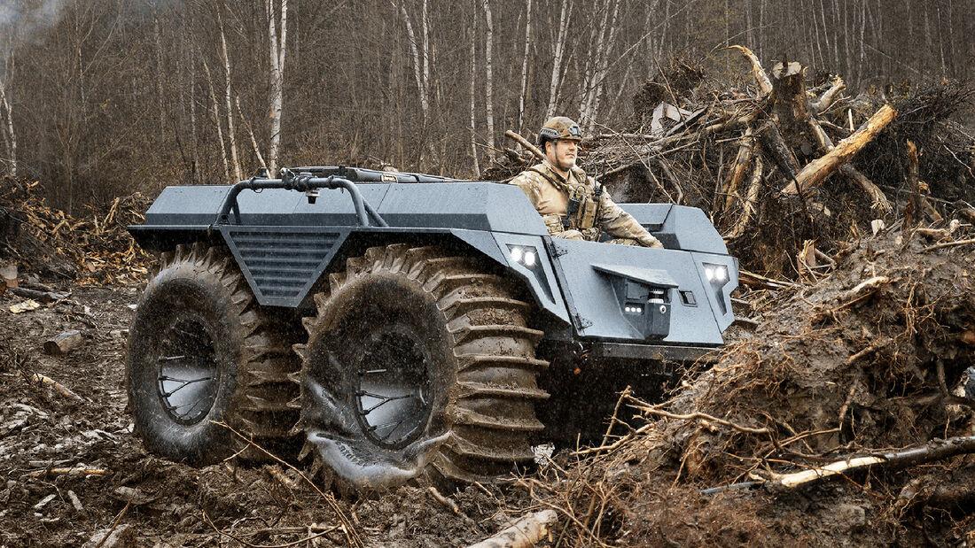 Rheinmetall Mission Master XT und SP