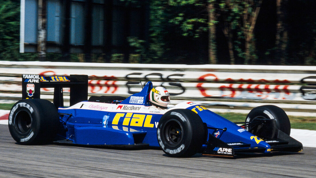 Rial ARC1 Ford - Monza 1988
